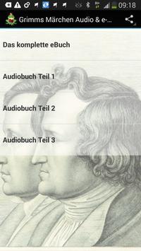 Grimms Märchen Audio & Buch poster