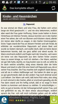 Grimms Märchen Audio & Buch screenshot 2