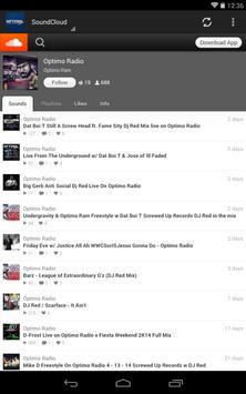 Optimo Radio screenshot 10
