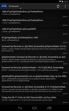 Optimo Radio screenshot 11