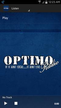 Optimo Radio screenshot 1