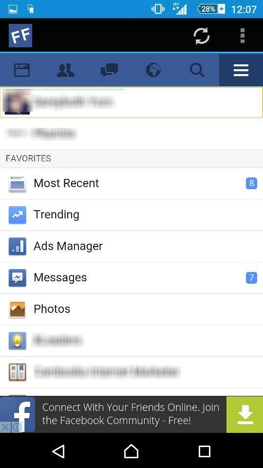 Fast Facebook Browser for Android - APK Download