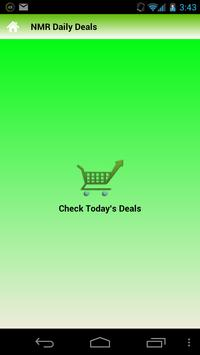 NMR Daily Deals poster