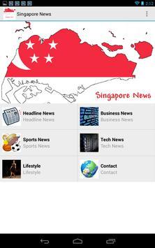 Singapore News poster