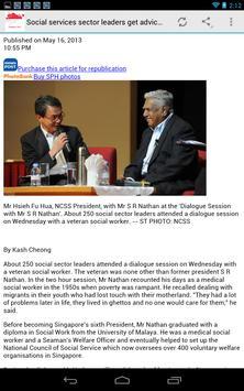 Singapore News apk screenshot