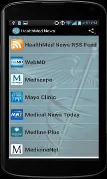 HealthMed News poster