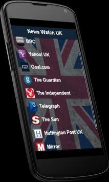 News Watch UK screenshot 1