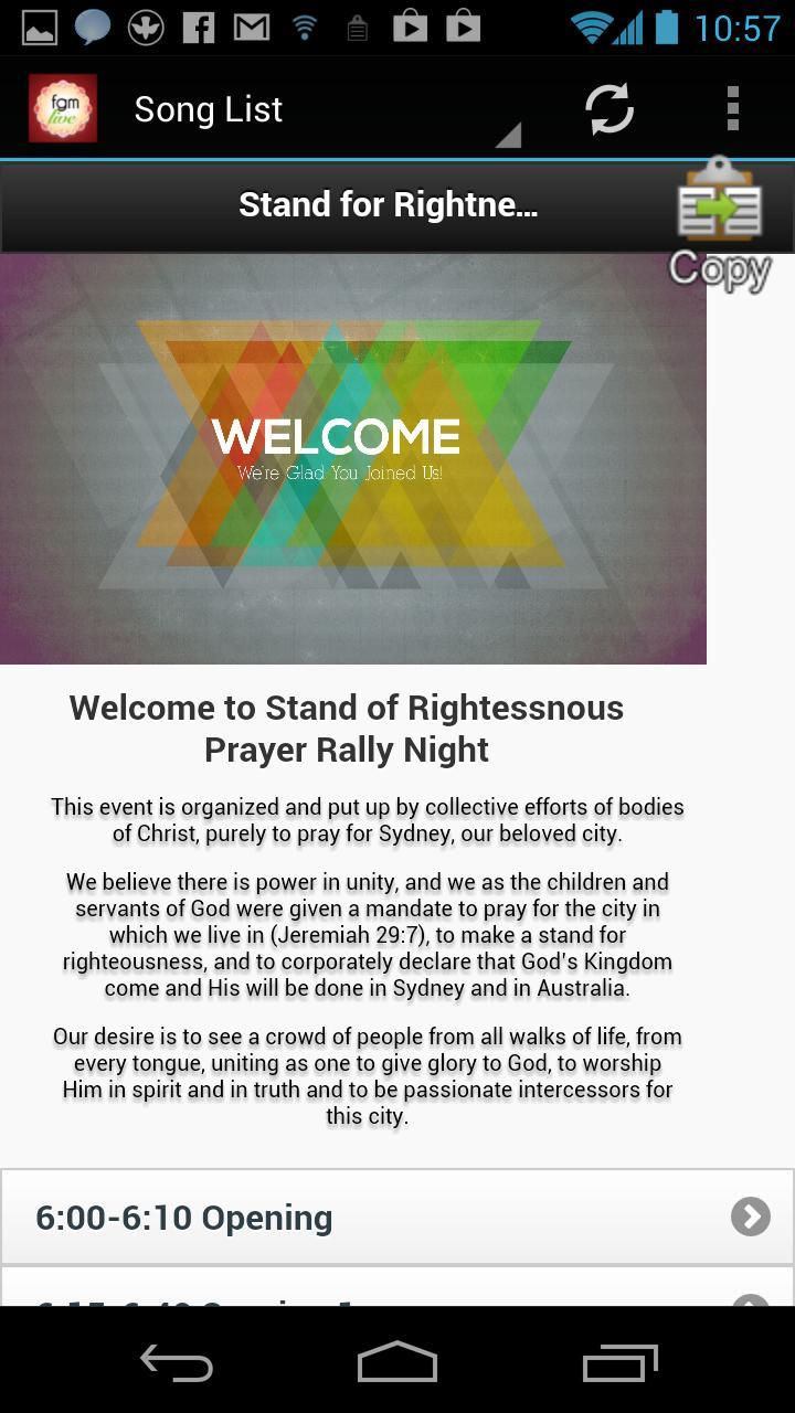 FGM Stand for Righteousness for Android - APK Download