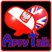 Polish to English Phrasebook icon