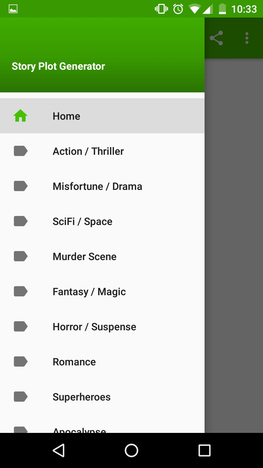 Story Plot Generator for Android - APK Download