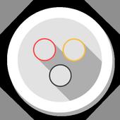 Dot Drop icon