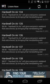 Hardwell On Air Podcast screenshot 1