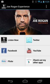 Joe Rogan Experience poster