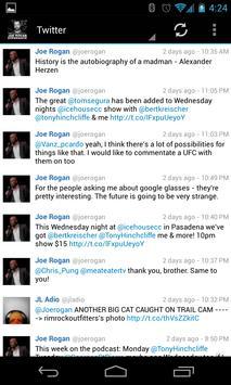 Joe Rogan Experience apk screenshot