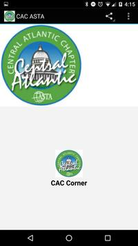 CAC ASTA poster