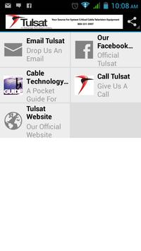 Tulsat-Cable Equipment poster