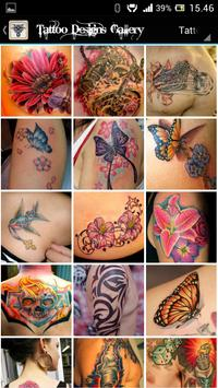 Tattoo Designs Gallery poster
