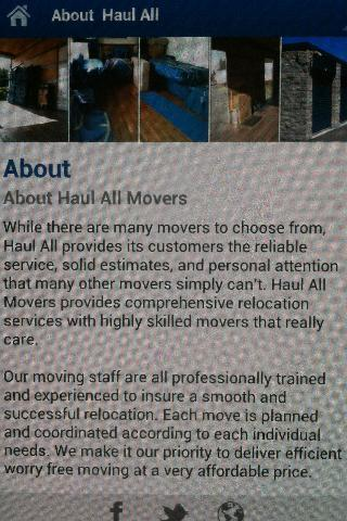 Haul All Movers poster