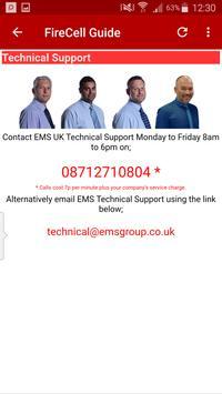 EMS FIRECELL GUIDE screenshot 6