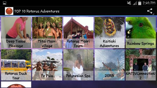 Top 10 Rotorua Adventures screenshot 1