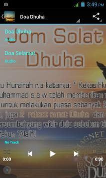 Doa Dhuha apk screenshot