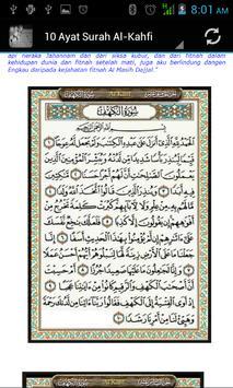 Surah al Kahfi poster