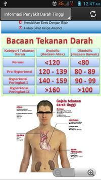Informasi Penyakit Berguna poster