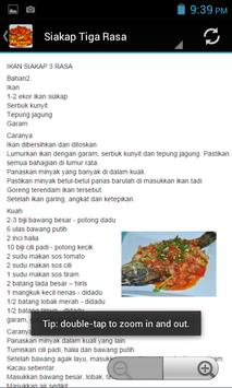 Resepi Masakan Bonda apk screenshot