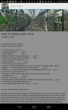 How to frame Steel Stud screenshot 3