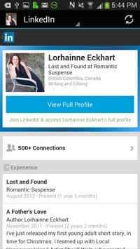 Author Lorhainne Eckhart screenshot 6