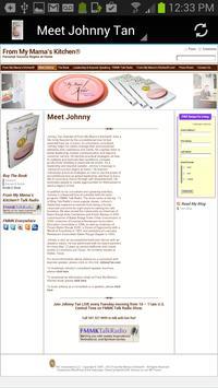 Author Johnny Tan screenshot 1