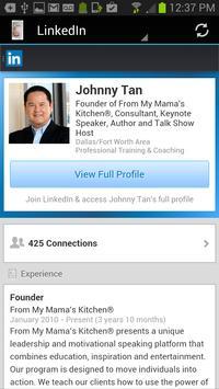 Author Johnny Tan screenshot 5