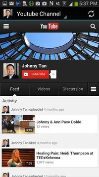 Author Johnny Tan apk screenshot