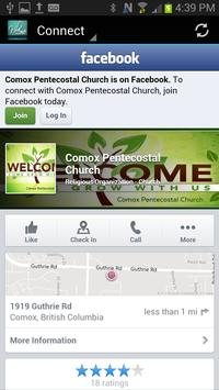 Comox Pentecostal Church screenshot 3