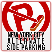 NYC Alternate Side Parking icon