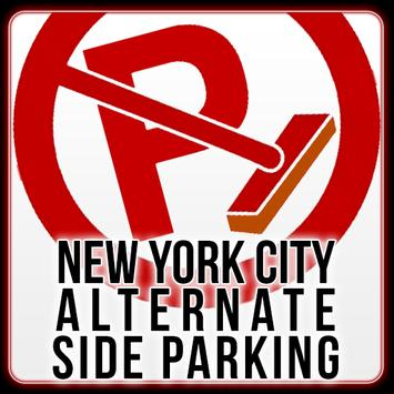 NYC Alternate Side Parking poster