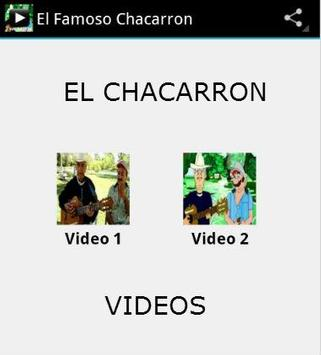 El Famoso Chacarron apk screenshot