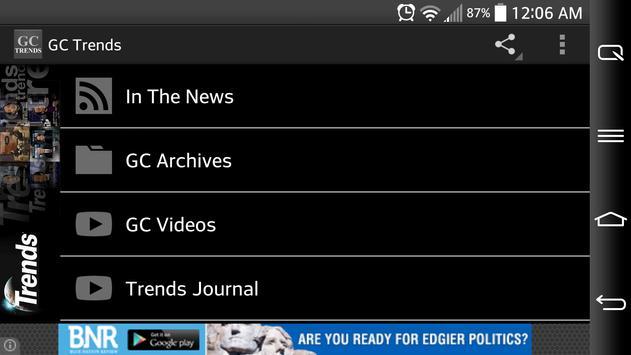 GC Trends apk screenshot