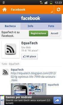 equaTech apk screenshot