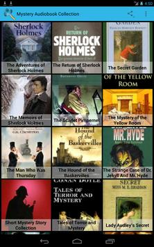 Mystery Audiobook Collection poster