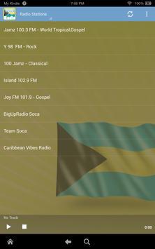 Bahamas Radio screenshot 1