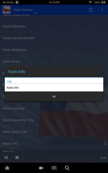 Chile Radio screenshot 1