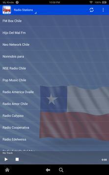 Chile Radio screenshot 3