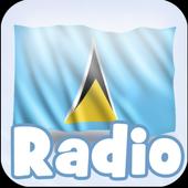 Saint Lucia Radio icon