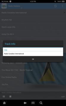 Saint Lucia Radio screenshot 1