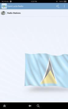 Saint Lucia Radio screenshot 2