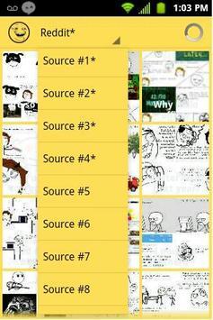 Rage Comic Reader / Viewer apk screenshot