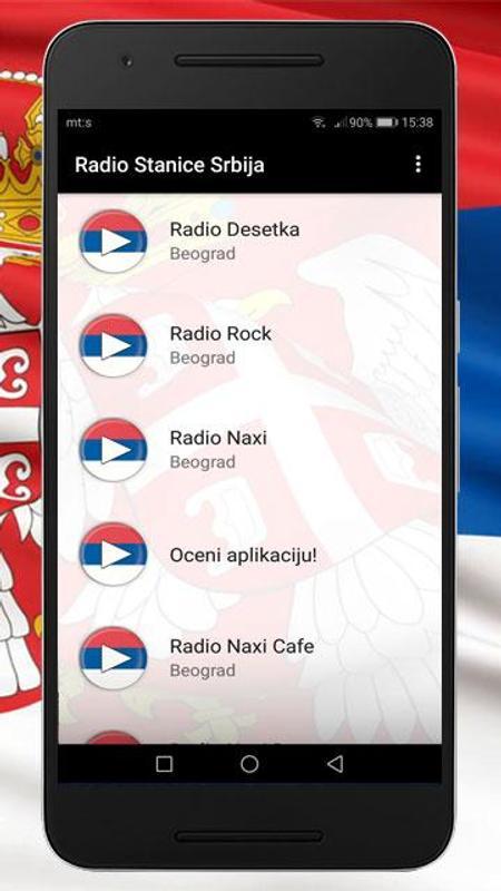 Radio stanice srbija app (apk) free download for android/pc/windows.