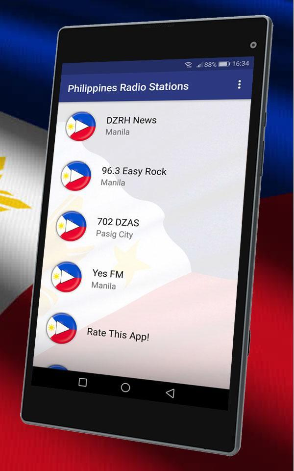 Philippines Radio for Android - APK Download