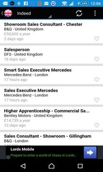 UK Jobs Search poster